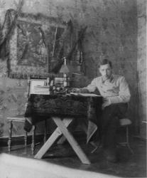 Igor étudiant - St Pétersbourg - 1904