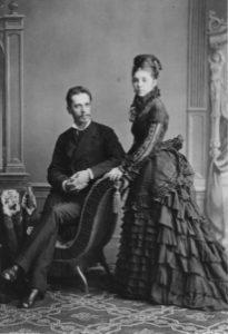 Les parents d'Igor - Odessa - 1874