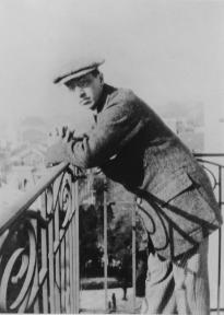 Igor Stravinsky - Hôtel du Chatelards, Clarens - 1913